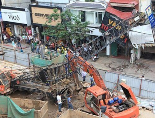 Tình hình tai nạn lao động 6 tháng đầu năm 2016