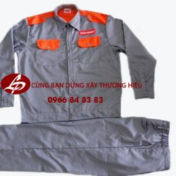Đồng phục kaki cho công nhân khai thác đá uy tín, chất lượng