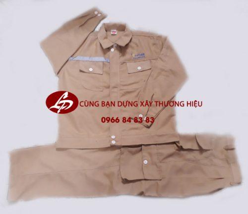 Quần áo bảo hộ lao động Jean ngành điện sản phẩm được quan tâm nhất